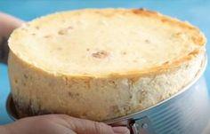 Een variatie op een heerlijke bananentaart is deze bananenpudding-cheesecake. Ontzettend lekker en makkelijk om te maken...