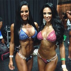 Me and @ehfitness21 are somewhere in the TOP 2! FINALS TONIGHT!!