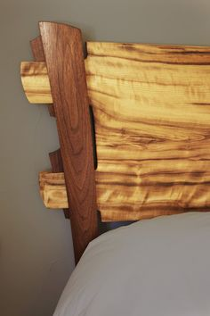 Woodwork Beds - Custom Fine Furniture Made in Telluride by Matt Downer Designs