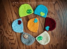Rosie's Cozies is a project created to honor the families of those fighting for the lives of their children in the NICU through hat donations.