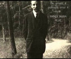 Rainer Maria Rilke - Letters to a Young Poet Rainer Maria Rilke, Poet, Letters, Fictional Characters, Youtube, People, To Be Loved, Literatura, Fotografia