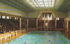 Used to swim here when I was a kid Derby Baths Blackpool Blackpool Promenade, Blackpool England, Old Pictures, Old Photos, Empty Pool, Western Saloon, Manchester England, Swinging Doors, British Isles