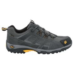 Lightweight, waterproof hiking shoe for adventures with a