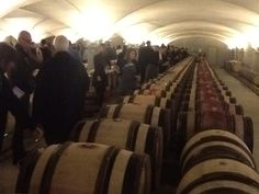 We've done this after all!!! The 2014 vintage will be quite well. There were a lot lovely people there.