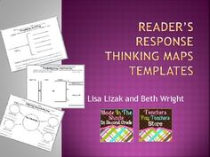 Reader's Response Thinking Maps