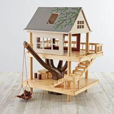 Treehouse Play Set