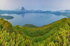 Lake Kuril - Russia