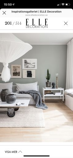 Home Decor Inspiration my scandinavian home: The beautiful Stockholm home of a Swedish creative.Home Decor Inspiration my scandinavian home: The beautiful Stockholm home of a Swedish creative Small Living Rooms, Home And Living, Living Room Designs, Living Room Decor, Bedroom Decor, Living Area, Beige Sofa Living Room, Beige Room, Bedroom Plants