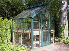 Traditional Glass Greenhouse - Winter Special   Greenhouse Megastore