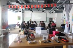 #TechcodeShenzhen A topic day of '#AI Offline #Market Channel Contact Will' was held.30 #enterprises' #CEOs gathered for AI product #selling