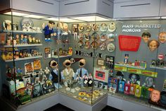 Celebrate the masters of slapstick at the Stoogeum, the world's first and largest collection of Three Stooges collectibles and memorabilia. Items dating from 1918 to the present fill the museum's three stories in Ambler, PA. Visitors can also enjoy the comic trio's masterpiece films in a viewing theater that also presents lectures and special presentations. Fun fact; the museum is also home to the Three Stooges Fan Club that features over 2,000 members worldwide.