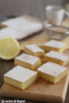 Mattonella di ricotta yogurt e limone un dolce fresco di frigo delicato e leggero, ideale da gustare nel periodo estivo, consistenza cremosa