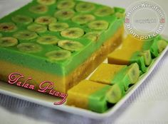 HomeKreation - Kitchen Corner: Talam Pisang