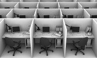 "BUSINESS: Why every office should scrap its clean desk policy ""the very worst was to give them the promise of autonomy, and then whisk it away. But who would do such a thing?"""
