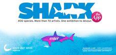 Shark lovers will enjoy playing the new MOA | FL Shark app! #MOAFL