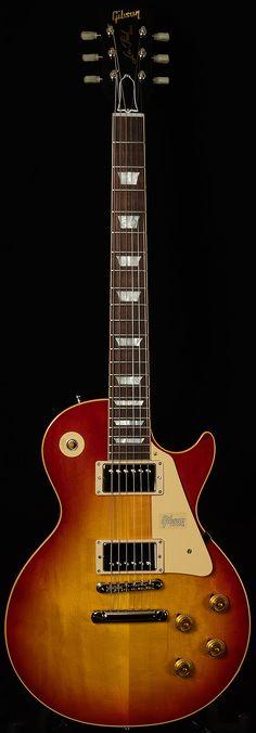 Gibson Custom Shop 2017 Les Paul Standard - Gloss Washed Cherry 8.25 lbs