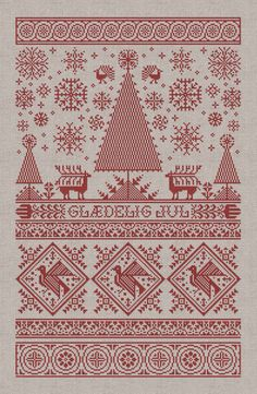 Scandinavian Christmas Sampler Instant Download PDF от modernfolk