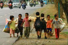 Yang Sekolah Yang Bekerja & Yang Sekolah Menantang Maut | Kaskus - The Largest Indonesian Community