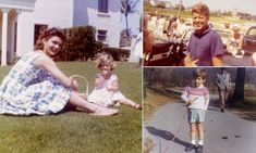 The 79 candid images were previously owned by the family's nanny Maud Shaw, who watched the couple's children Caroline and John F. Kennedy Jr. for seven years.