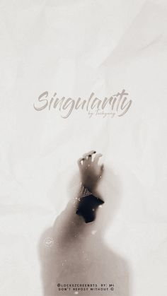 Taehyung #BTSv singularity