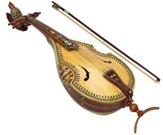 traditional folk musical instrument  from  Xinjiang Uyghur china  Khushtar Kamancheh