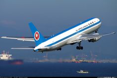 All Nippon Airways - ANA JA602A Boeing 767-381 aircraft picture