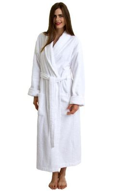 e67def2c89  50 Amazon.com  TowelSelections Turkish Cotton Bathrobe Shawl Collar Terry  Robe Made in Turkey · White ClothingTurkeyShawlTurkey CountryPaisley