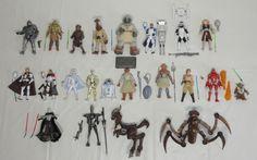 Hasbro Star Wars Clone Wars Fordo, Voolif,  Foul Moudama, L8-L9, & many more #Hasbro
