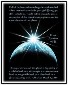 The major vibration of this planet is happening on a ......
