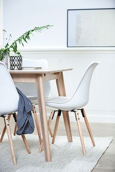 White and bright - Scandinavian living