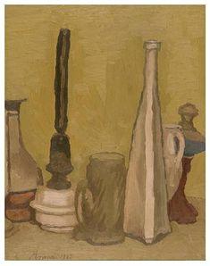 Natura Morta, 1935 Giorgio Morandi