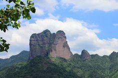 Mount Jianglang, China