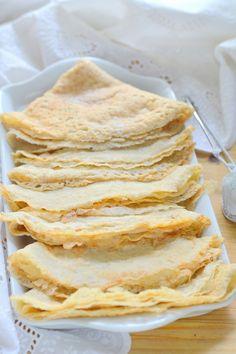 Palacsinta – szénhidrátcsökkentett palacsinta Ethnic Recipes, Food, Essen, Meals, Yemek, Eten