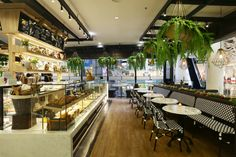 Eric Kayser Le Restaurant du Boulanger was officially opened in Jakarta in 2014. It came from the famous boulanger in Paris.