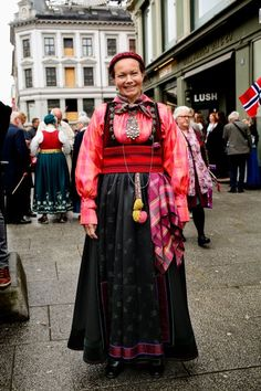 Folk Costume, Costumes, Sons Of Norway, Mrs Claus, People Of The World, Traditional Outfits, Culture, Filigree, Pattern