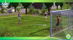 You can now play your favorite soccer game with your Sim with Sims 3 Seasons. This newly released allows you to play soccer with other sims thus letting you experience great virtual soccer. You will need to find Sims 3 Seasons Crack for this game if you want to enjoy it for free otherwise you can have it from the store if you do not have any problems with your budget.