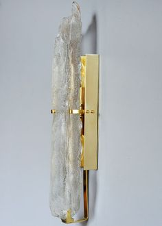 Glass Totem Sconce Product Image Number 2