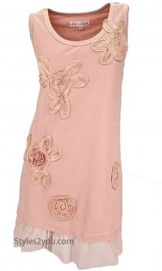 Chanel Shirt Dress In Pink