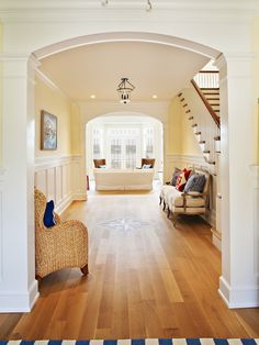 Hall Foyer Design, Pictures, Remodel, Decor and Ideas - page 12