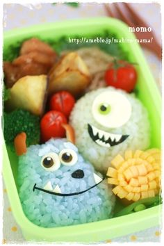 Mike & Sally bento