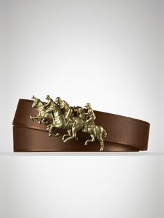 ralph lauren: polo  buckle belt.. LUV IT!!