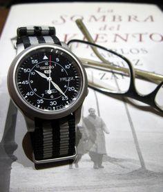 Seiko 5 - Page 3 Field Watches, G Shock Watches, Cheap Watches, Cool Watches, Wrist Watches, Seiko Snk809, Seiko Mod, Seiko Presage, Amazing Watches
