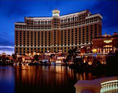 The Bellagio offers world-class amenities set along the lively Las Vegas Strip! Rooms from $179 per night.