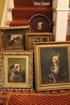 Betsy Speerts Blog: Tweaking Kriss Gallery Wall