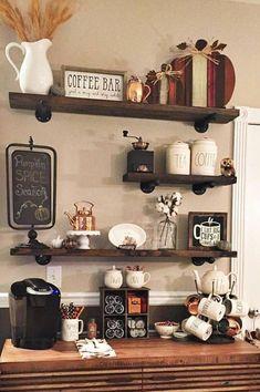 Rustic Wood Floating Shelves, Floating Shelves Bathroom, Bathroom Wall Decor, Wood Shelves, Industrial Shelves, Wood Bathroom, Glass Shelves, Industrial Farmhouse, Farmhouse Shelving