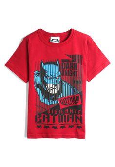 Camiseta Marlan Menino Batman Vermelha Sleep, Trends, Trending Outfits, Boys, Mens Tops, T Shirt, Collection, Fashion, Batman Girl