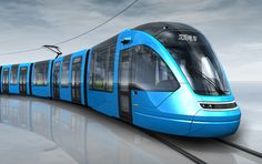 IFS_Design_new tram for Shenyang