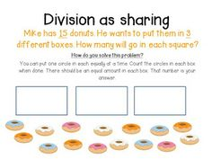 Donut you know division???