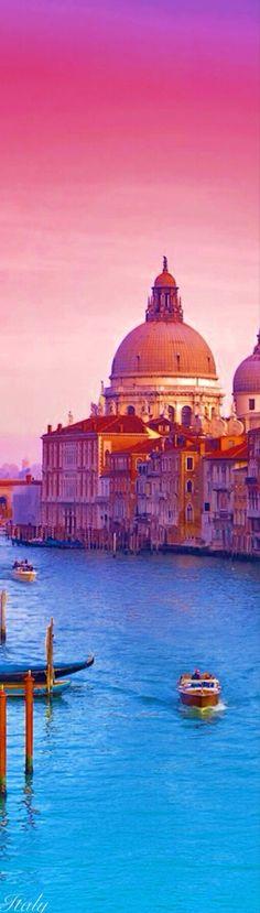 Venice,Italy. Early morning light. http://www.venice-italy-veneto.com/
