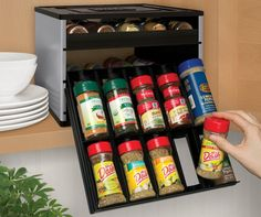 RV Spice Holder – Storage Organizer
